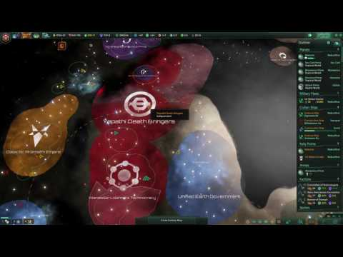 Stellaris 1.5 Utopia w/ Lord X and Pope Reagan Ep. 15.5 - Crash |