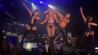 Britney Spears - Work B*tch, Womanizer (Live Antwerpen, Belgium 15/08/2018) 1080p