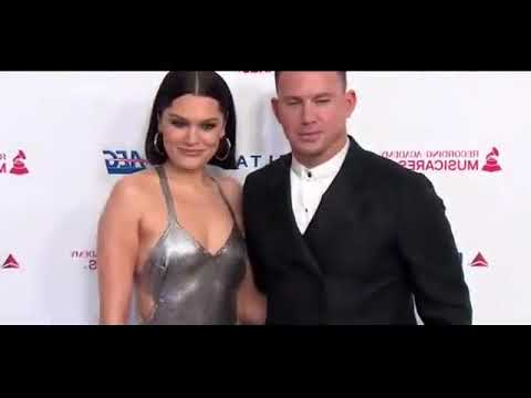 Jessie J, Channing Tatum appear together at Grammys tribute event ...