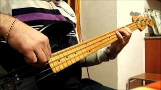 Sade - Smooth Operator Bass Cover
