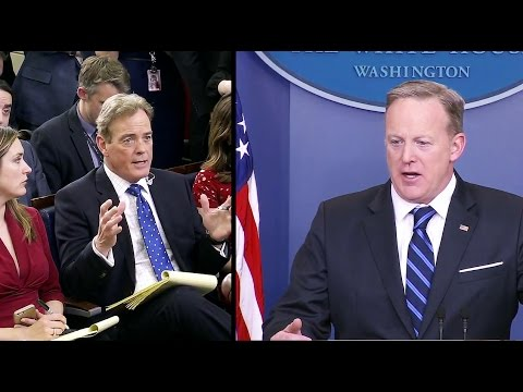 Trump's Latest News on Immigration, Regulations, Tax Reform, etc.- Spicer Press Briefing, 2/22/17