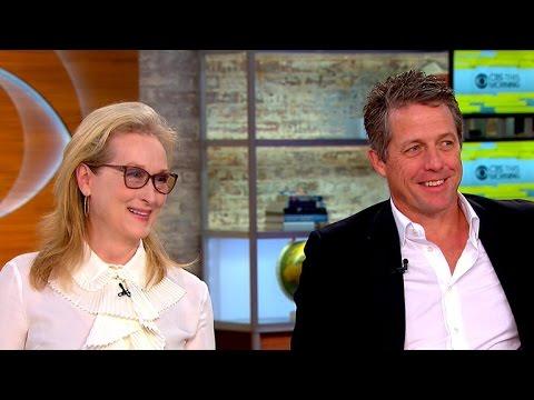 Meryl Streep and Hugh Grant talk