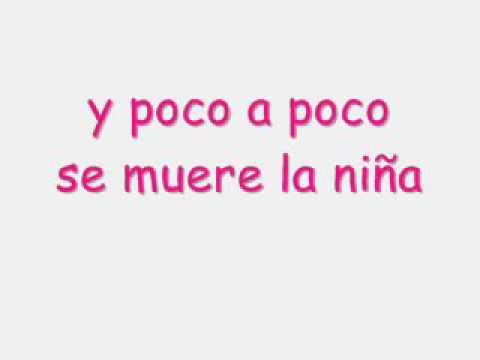 Thalia Paulina Rubio   Quinceañera Letra  Lyrics