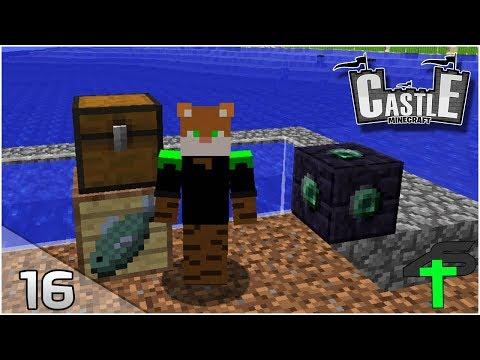 Wir brauche Vieeeeeel Mehr Fische! | Minecraft Castle | #16 | Items4Sacred [GER]