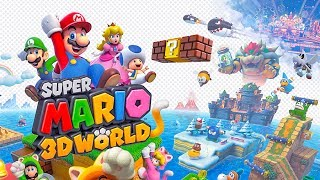 REVIEW - Super Mario 3D World (Video Game Video Review)