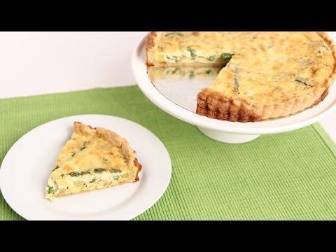 Veggie Quiche Recipe - Laura Vitale - Laura in the Kitchen Episode 754