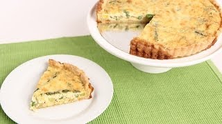 Veggie Quiche Recipe - Laura Vitale - Laura In The Kitchen Episode 754