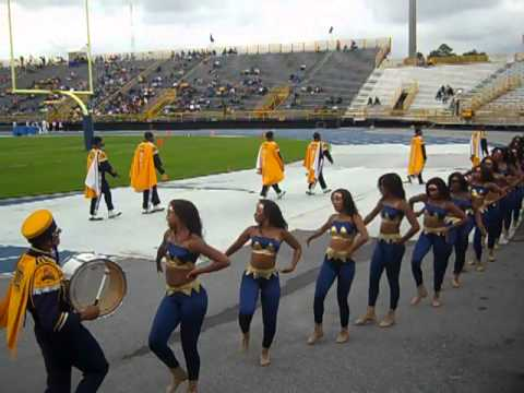 NCAT BGMM Tunnel Game 2