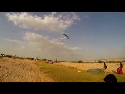 SkyDive Dead Sea Jordan 2014 - abed rahman jabari