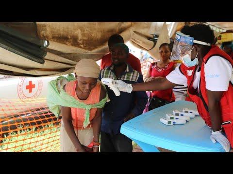 Ebola Outbreak Spreads To Uganda