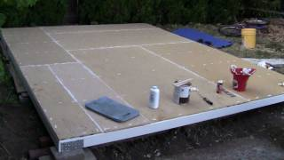 8 HOW TO BUILD A SEARS METAL SHED