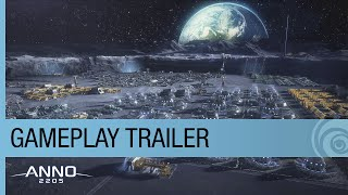 Anno 2205 Game Play Trailer [US]