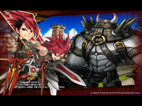 [Elsword KR] T. Infinity Sword - 6 -1 Heroic Dungeon Hell mode