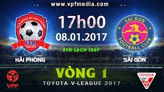 Hai Phong vs HP Ha Noi full match