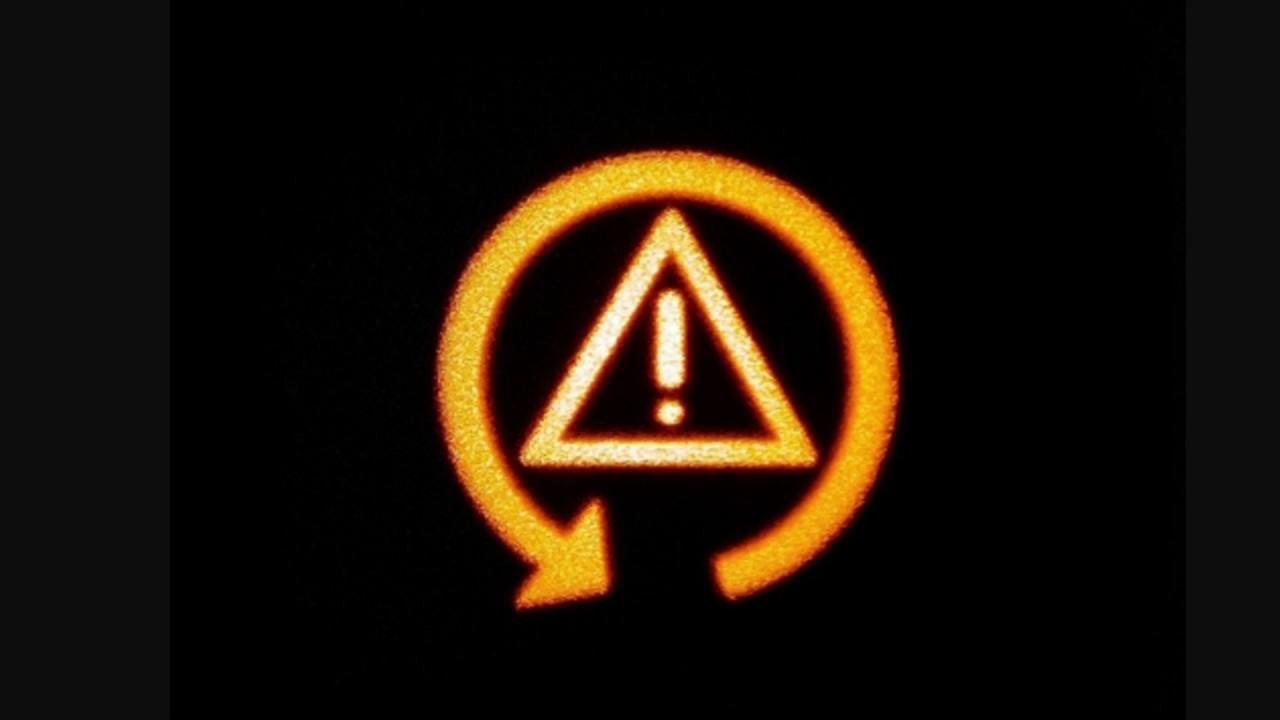 Volkswagen Triangle Warning Light Www Lightneasy Net