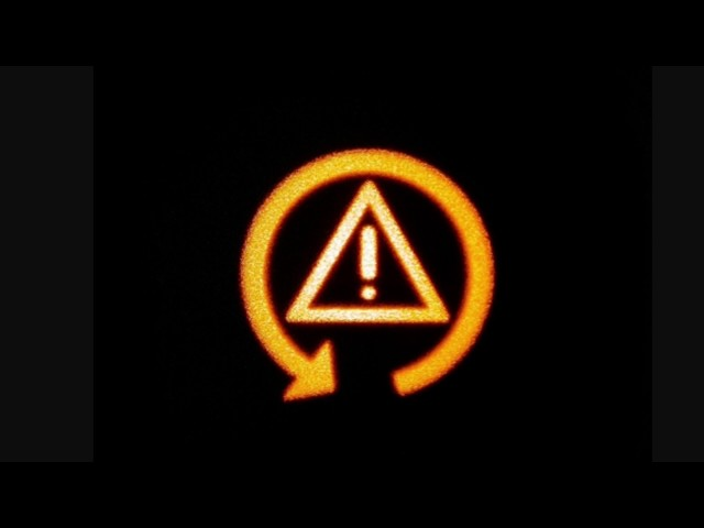 Bmw Lack Of Power Speed Triangle Warning Light On Dash Youtube