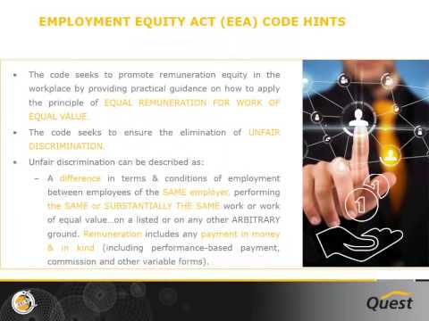 "2015 04 09 09 59 Labour Relations Amendment Act"" EQUAL PAY FOR WORK OF EQUAL VALUE"""