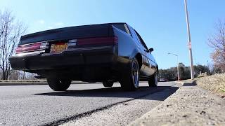 14,000 Original Mile Buick Grand National for sale with test drive and driving sounds