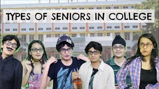 Types of Seniors in College | DiviSaysWhat