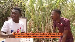Baba Saida? Featuring @hennynla_omowoli .. IPM...Progress  - Woli Agba Skit
