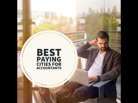 Best Paying Cities And States For Accountants