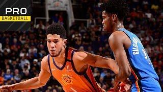 Oklahoma City Thunder vs Phoenix Suns   Jan. 31, 2019   2019-20 NBA Season   Обзор матча