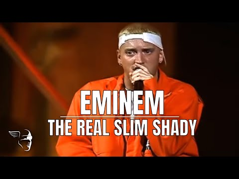 Eminem - Real Slim Shady (The Up In Smoke Tour)