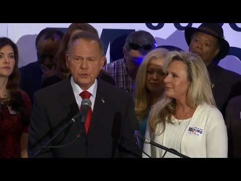 Senate Candidate Roy Moore Remains Defiant Amid Sexual Misconduct Allegations