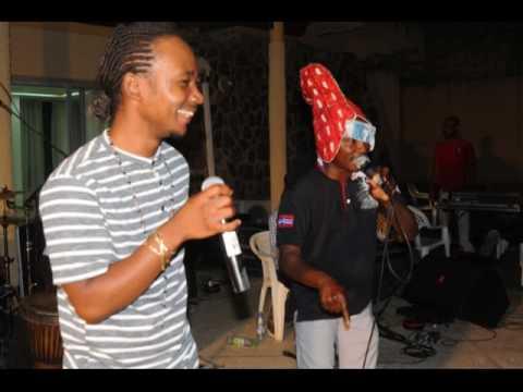 Lunic en concert a  Dakar 2016