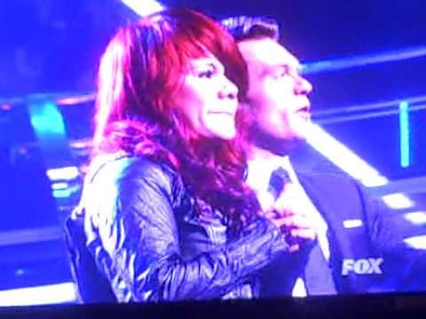 Allison Iraheta American Idol Season 8 Top 4