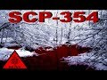SCP-354 [Blood Pond] - SCP Files - (Dr. Cool/ Class KETER)