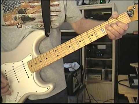 Memphis Guitar Lesson - Intro And Solo
