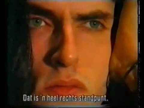 Type O Negative banned in the Netherlands 1991 **ENG SUBS**