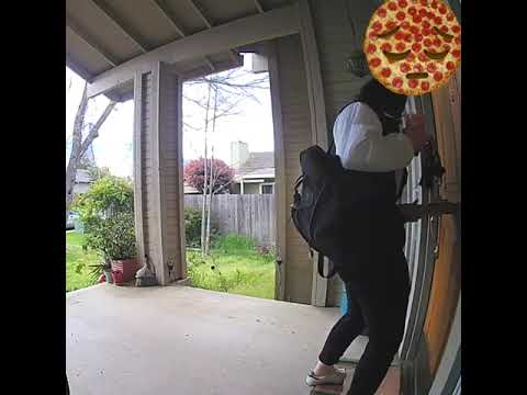 The KiddChris Show - Feel Bad or Laugh At This Woman Dropping Her Pizza