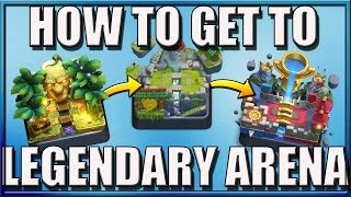 BEST DECKS TO GET TO LEGENDARY ARENA Top 3 Decks In Clash Royale  Arena  6, 7, 8, 9, 10 and 11