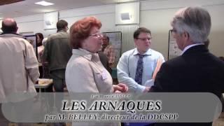 Les 30 ans d'ASSECO - LES ARNAQUES par M. BELLEY, DDCSPP