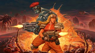 Blazing Chrome: Quick Look (Video Game Video Review)