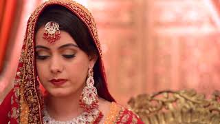 Wali+Batool Reception Highlights In Cinematic Style