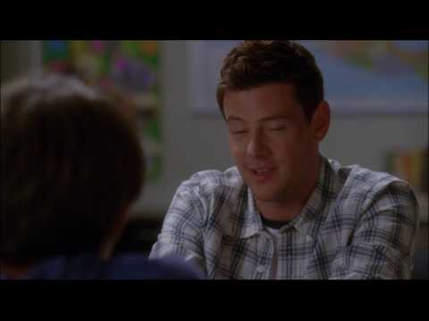 Glee - Finn asks Ryder to audition for the Musical 4x05