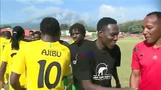 AFRICAN LYON 0-1 YANGA SC; HIGHLIGHTS & INTERVIEWS (TPL - 20/12/2018)