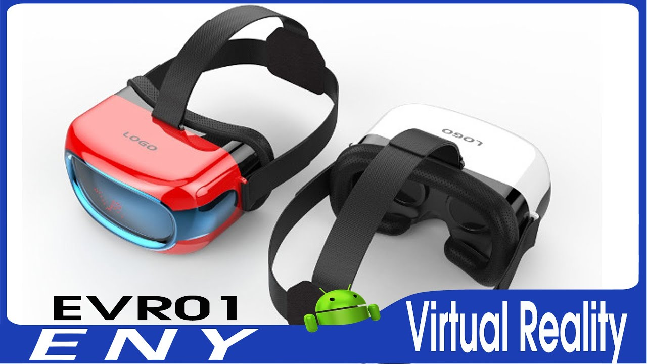 81c569f5ebe2 ENY EVR01 All In One VR Virtual Reality Headset Features UNBOXING ...