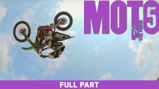 Moto 5: The Movie - Adam Cianciarulo and Ryan Villopoto - Full Part [HD]