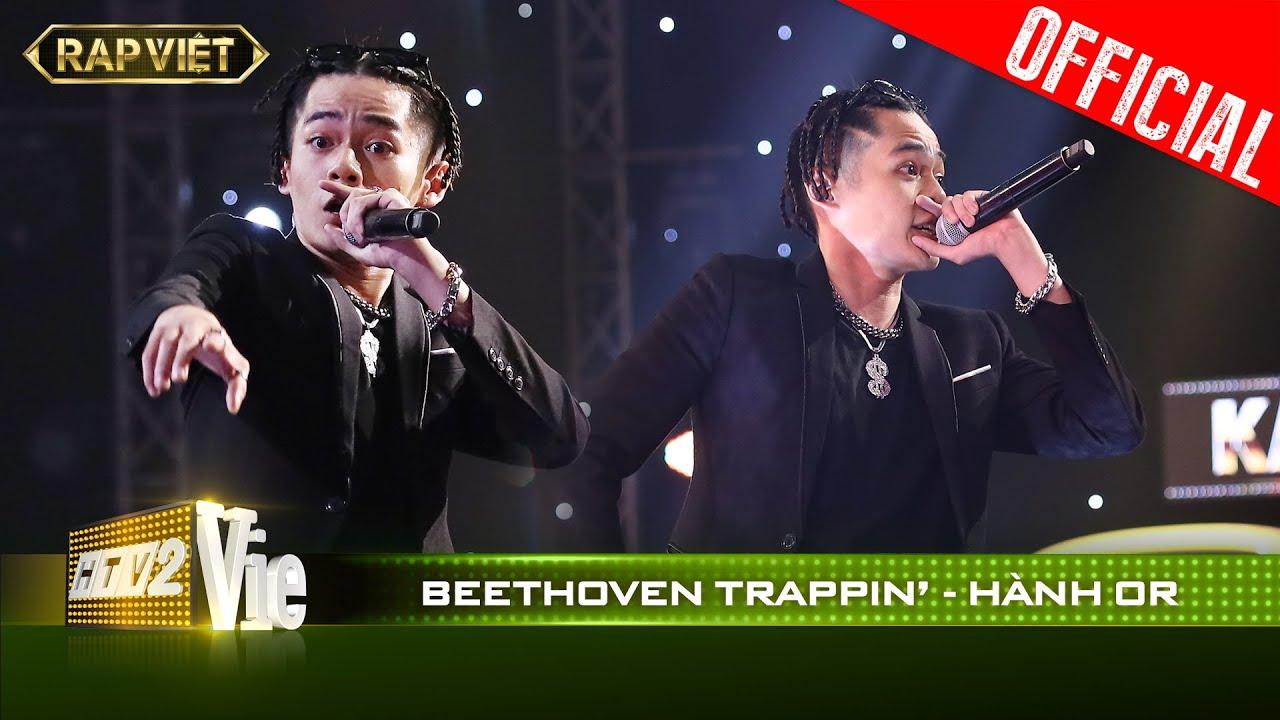 Cháy gắt trên nhạc Beethoven, Hành Or khiến Wowy & Binz rơi vào cuộc chiến lớn RAP VIỆT [Live St