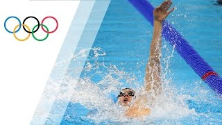 Rio Replay: Men's 200m Backstroke Final