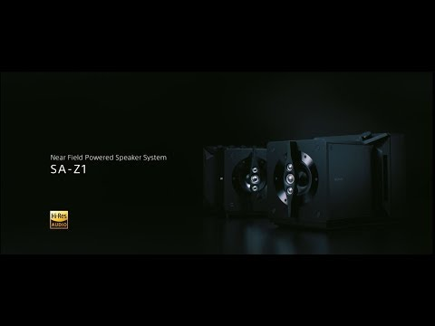Sony adds immersive near-field speakers to Signature Series