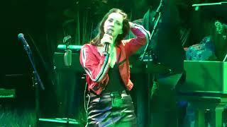 """Cruel World"" Lana Del Rey@Prudential Center Newark, NJ 1/19/18"