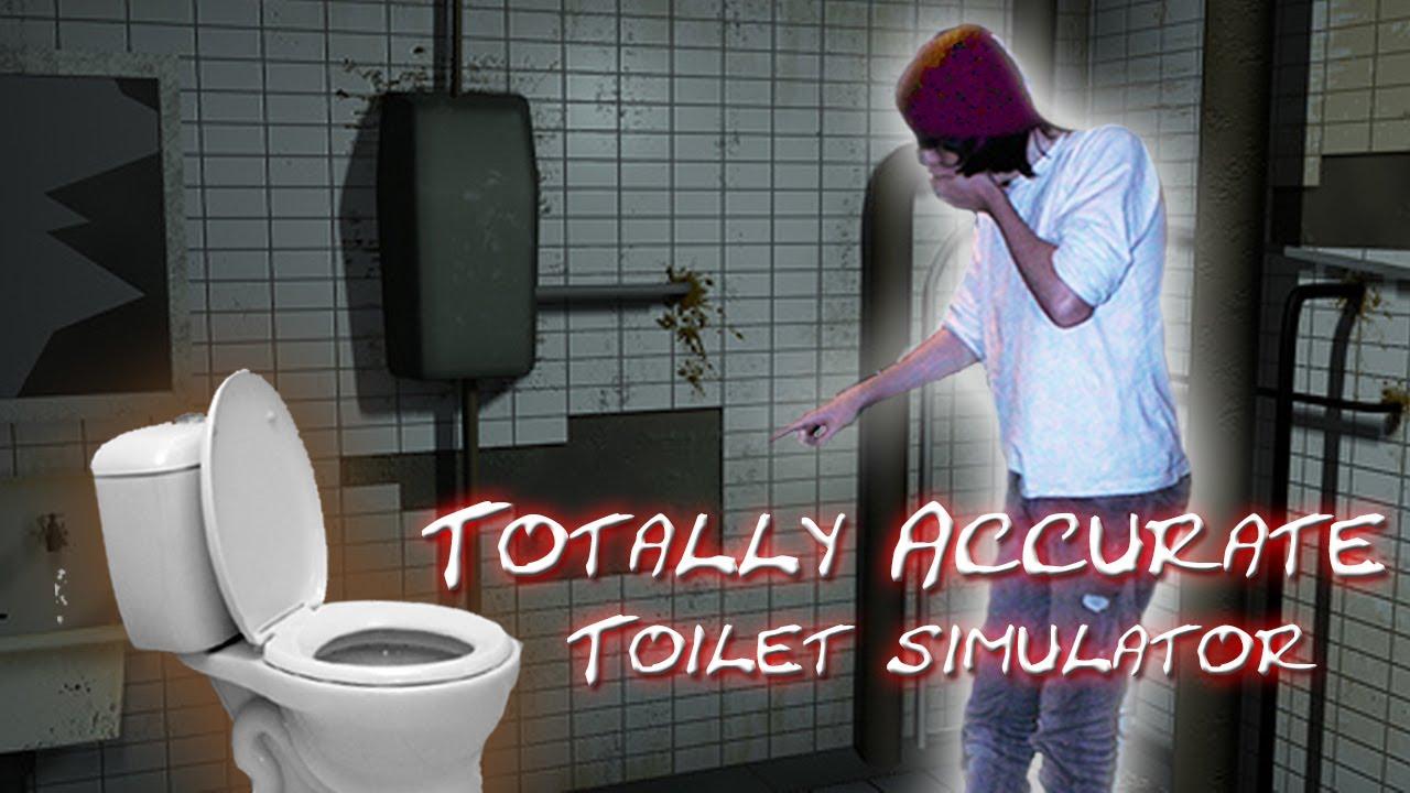 Funniest Simulator EVER!   Totally Accurate Toilet Simulator