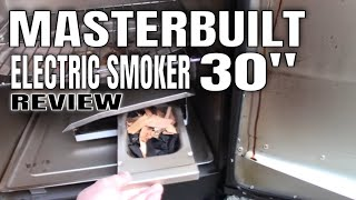 Masterbuilt 30 Electric Smoker Review : The Truth