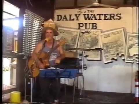 Daly Waters Pub. Outback Australia. Part one