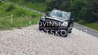 Slovinsko - Chorvatsko 2017